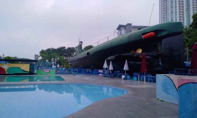 Surabaya Submarine Monument